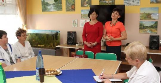 Spotkanie w ZPO w Tarnobrzegu dotyczącej przyszłości pielęgniarskiej opieki długoterminowej