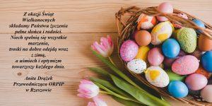 Życzenia – Wielkanoc 2019